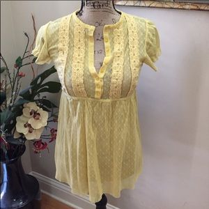 Tops - Lace and crochet summer blouse